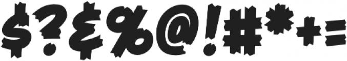 CCGeekSpeakTweak otf (700) Font OTHER CHARS