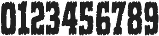 CCGhostTownProspector otf (400) Font OTHER CHARS