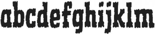 CCGhostTownProspector otf (400) Font LOWERCASE