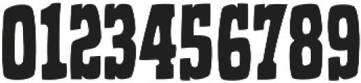 CCGhostTownSheriff otf (400) Font OTHER CHARS