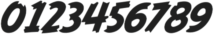 CCGraveyardSmashBody otf (400) Font OTHER CHARS