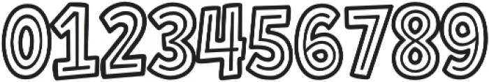 CCHeroSandwichBLT otf (400) Font OTHER CHARS