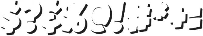 CCHeroSandwichCheese otf (400) Font OTHER CHARS