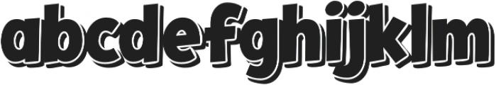 CCHeroSandwichCheesesteak otf (400) Font LOWERCASE