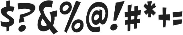 CCHighJinkies otf (400) Font OTHER CHARS