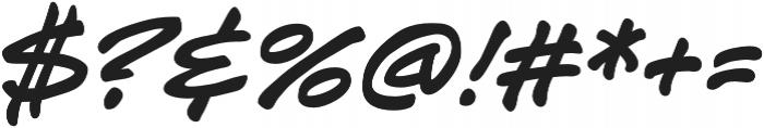 CCJScottCampbellSketchbook otf (400) Font OTHER CHARS
