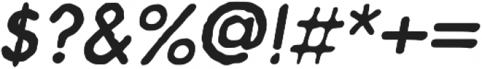CCLetterhackSans otf (400) Font OTHER CHARS