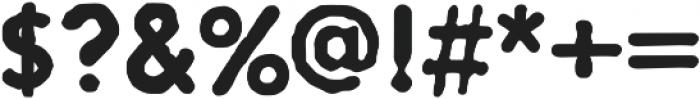CCLetterhackSans otf (700) Font OTHER CHARS
