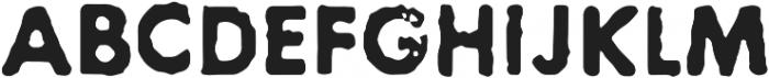 CCLetterhackSans otf (700) Font UPPERCASE