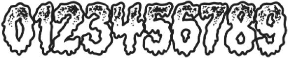 CCMeltdownOpen otf (400) Font OTHER CHARS