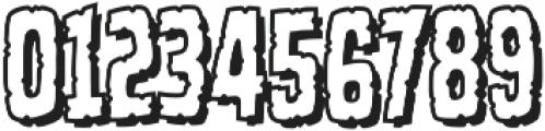 CCMonstrosityHide otf (400) Font OTHER CHARS