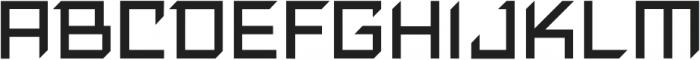 CCResistanceIsFutile Regular otf (400) Font LOWERCASE
