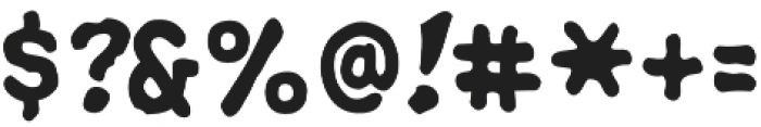 CCRigorMortis Regular otf (400) Font OTHER CHARS