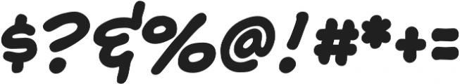 CCSamaritan otf (700) Font OTHER CHARS
