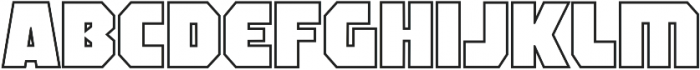CCSchadenfreudeKontur otf (400) Font LOWERCASE