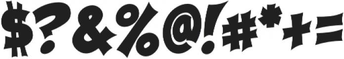 CCSezWho otf (700) Font OTHER CHARS