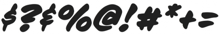 CCSignLanguage otf (700) Font OTHER CHARS