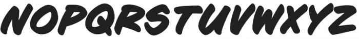 CCSignLanguage otf (700) Font UPPERCASE