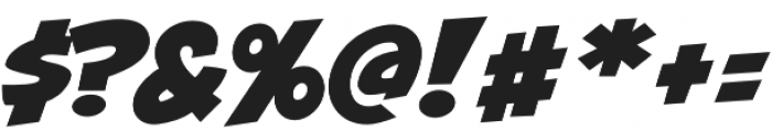 CCSmash Regular otf (400) Font OTHER CHARS