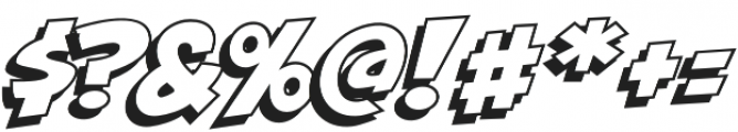 CCSmashOpen Regular otf (400) Font OTHER CHARS