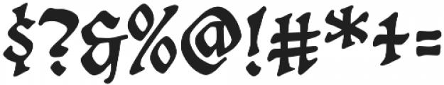 CCSpellcaster Regular otf (400) Font OTHER CHARS
