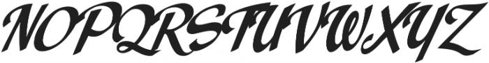 CCSpillsBase otf (400) Font UPPERCASE