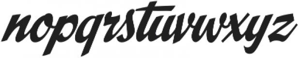 CCSpillsBase otf (400) Font LOWERCASE