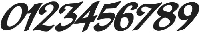 CCSpillsInfield otf (400) Font OTHER CHARS
