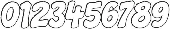 CCSplashdownOpen otf (400) Font OTHER CHARS
