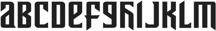 CCSunriseTillSunsetRisenUp otf (400) Font LOWERCASE