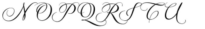 CDuflos Pro Font UPPERCASE