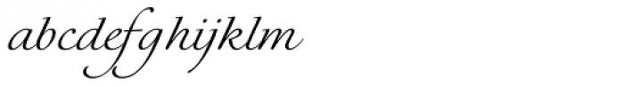 CDuflos Pro Font LOWERCASE