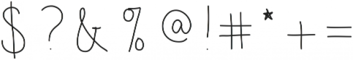 CeCeLight ttf (300) Font OTHER CHARS