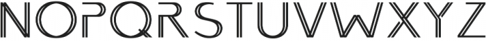 Cebo Twin otf (400) Font LOWERCASE