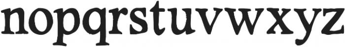 Cedarville Pnkfun 1 Print ttf (400) Font LOWERCASE
