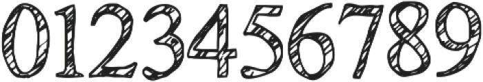 Cedarville Pnkfun1 Cursive ttf (400) Font OTHER CHARS