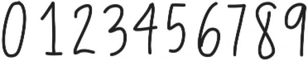 CedricMarker ttf (400) Font OTHER CHARS