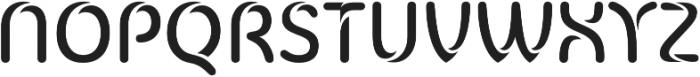 Celari Titling otf (500) Font UPPERCASE