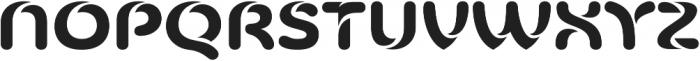 Celari Titling otf (700) Font UPPERCASE