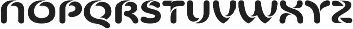Celari Titling otf (700) Font LOWERCASE