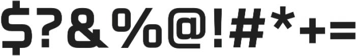Celdum Bold otf (700) Font OTHER CHARS