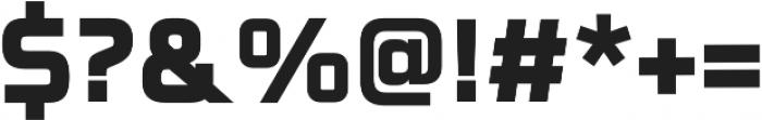 Celdum ExtraBold otf (700) Font OTHER CHARS