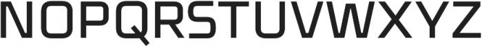 Celdum Medium otf (500) Font UPPERCASE