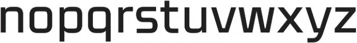 Celdum Medium otf (500) Font LOWERCASE