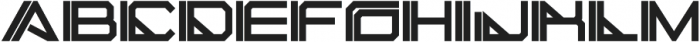 CellicaBold otf (700) Font UPPERCASE