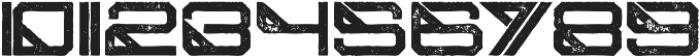 CellicaBoldGrunge otf (700) Font OTHER CHARS