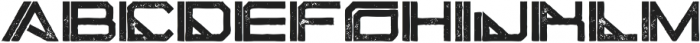 CellicaBoldGrunge otf (700) Font UPPERCASE