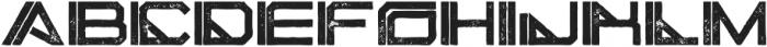 CellicaBoldGrunge otf (700) Font LOWERCASE