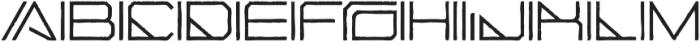 CellicaGrunge otf (400) Font UPPERCASE