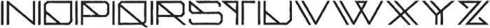 CellicaGrunge otf (400) Font LOWERCASE